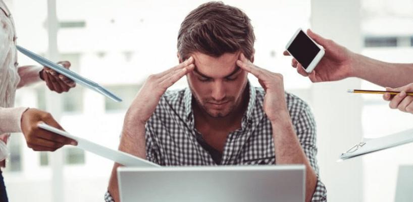 Is Stress Causing Hair Loss?