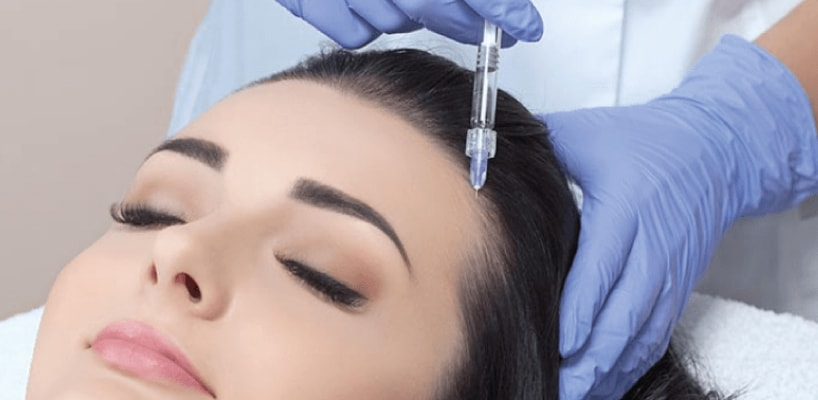 Cosmetic Surgery for Hair Loss
