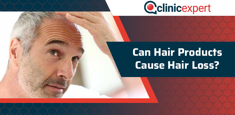 Can Hair Products Cause Hair Loss?