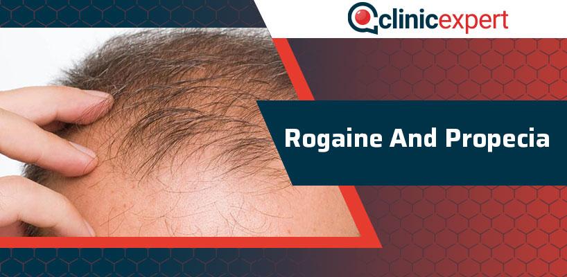 Rogaine and Propecia