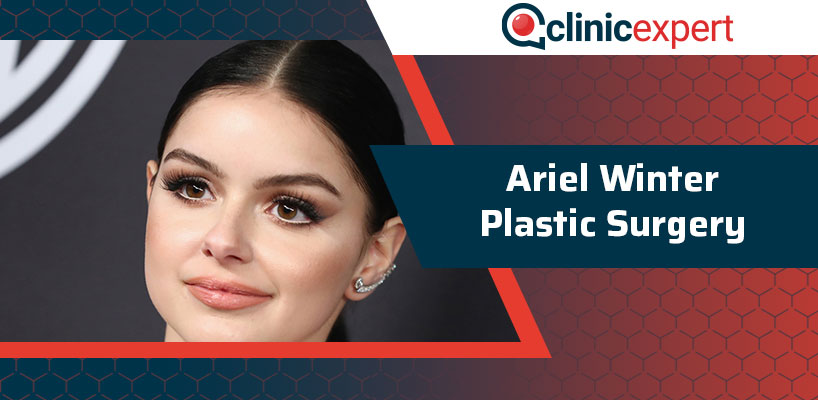 Ariel Winter Plastic Surgery