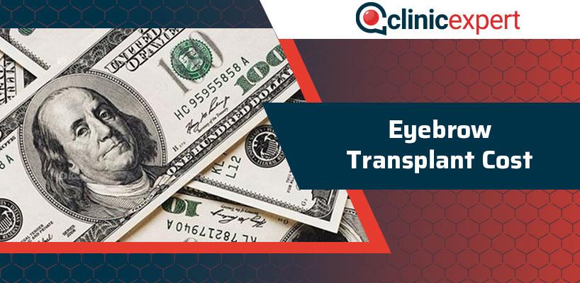 Eyebrow Transplant Cost
