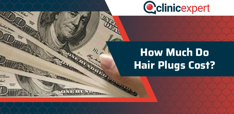 How Much Do Hair Plugs Cost?