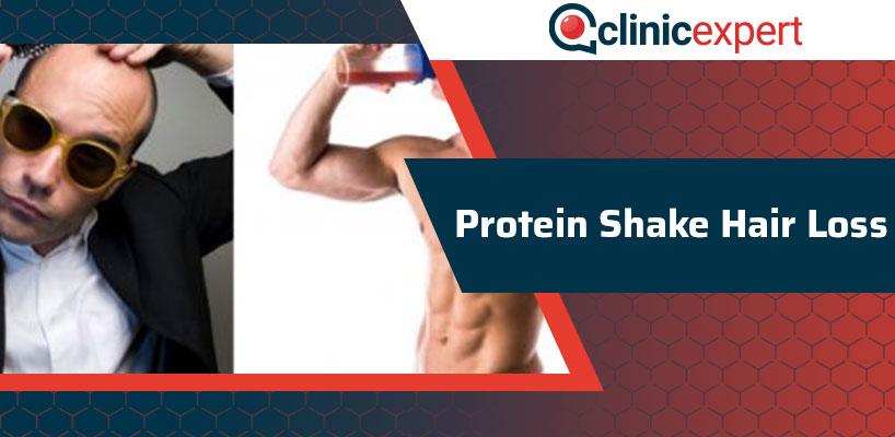 Protein Shake Hair Loss