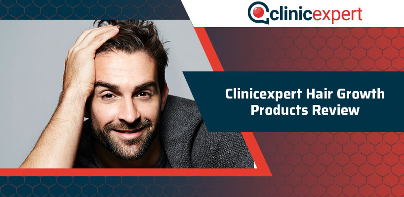 Clinicexpert Hair Growth Products Review