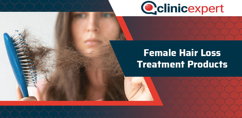 Female Hair Loss Treatment Products