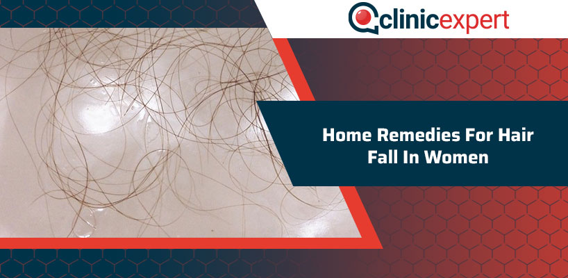 Home Remedies For Hair Fall In Women