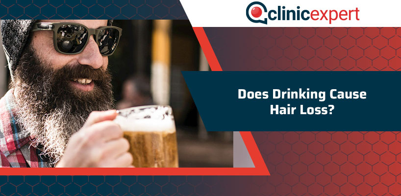 Does Drinking Cause Hair Loss?