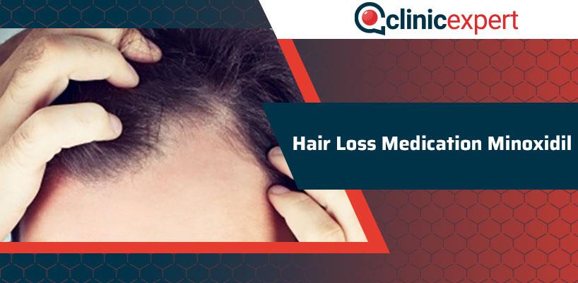 Hair Loss Medication Minoxidil