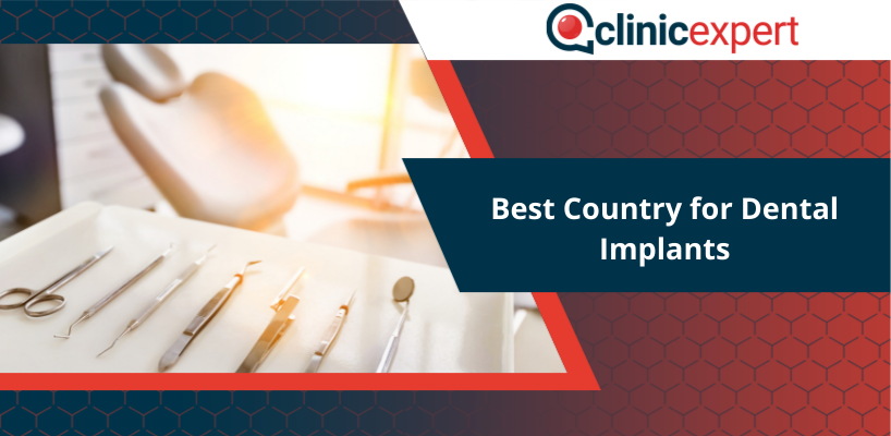 Best Country for Dental Implants