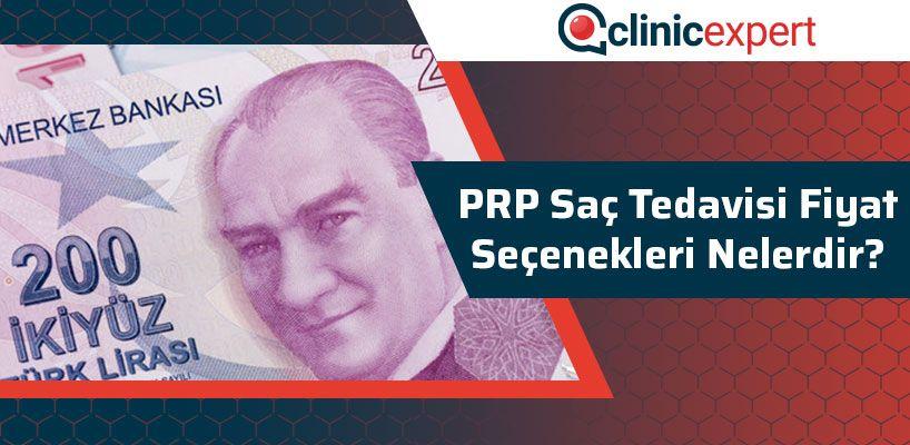 PRP Saç Tedavisi Fiyat Seçenekleri Nelerdir