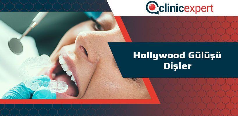 Hollywood Gülüşü Dişler